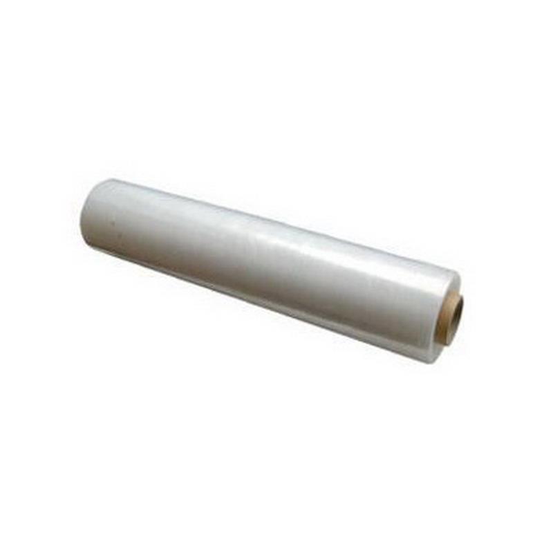Palešu plēve, 17 mkr, 2.37 kg, 450 mm x 300 m, caurspīdīga