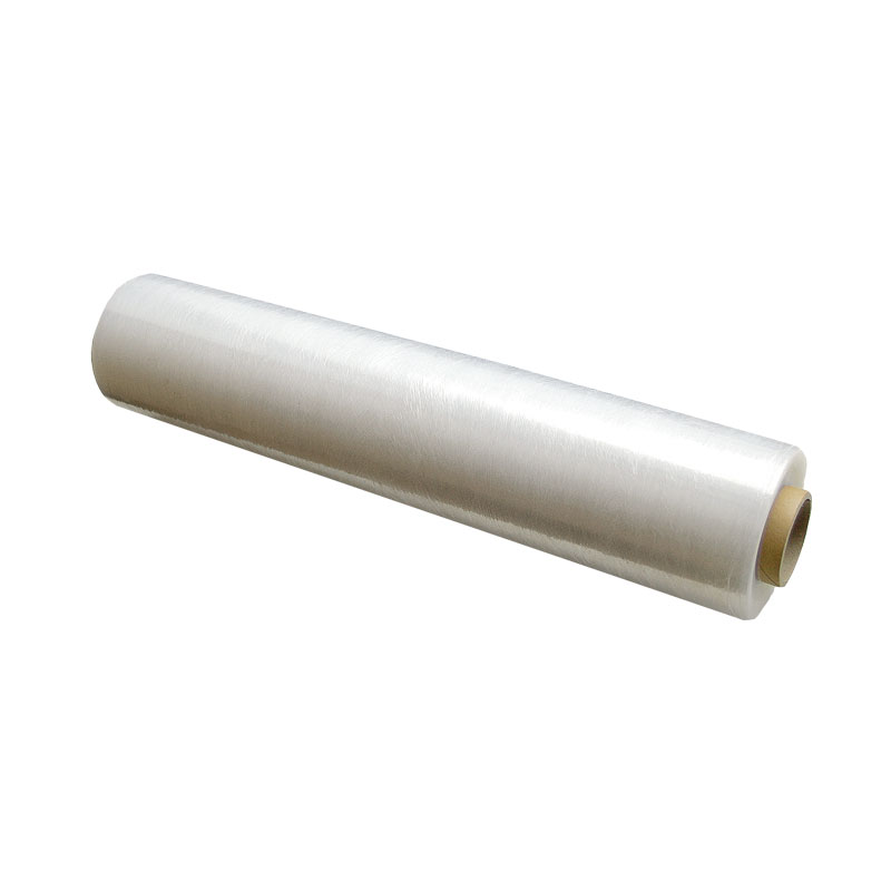 Palešu plēve, 17 mkr, 2.16 kg, 450 mm x 270m, caurspīdīga