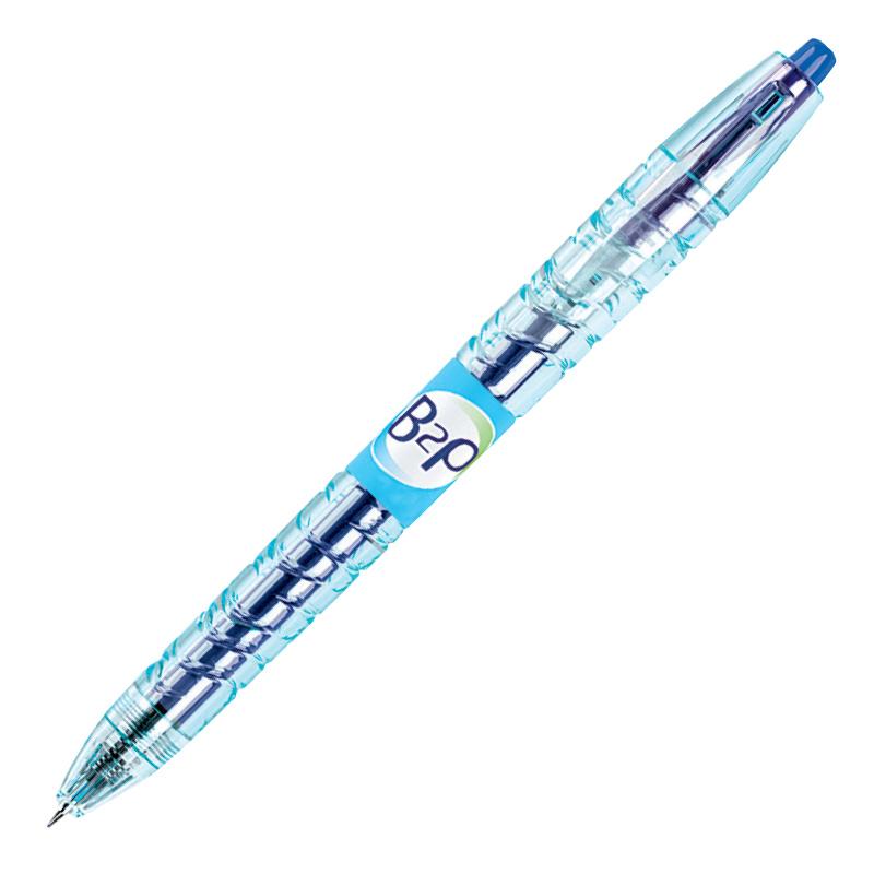 Gela pildspalva PILOT GELPENNA B2P 0.7mm zila tint..