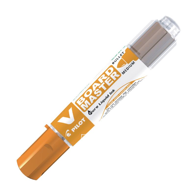 Tāfeles marķieris PILOT V BOARD MASTER 2.3 mm konisks oranža tinte