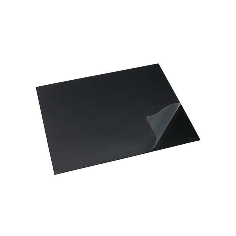 Galda segums RILLSTAB ar plēvi un izmeru 50x65cm, melns