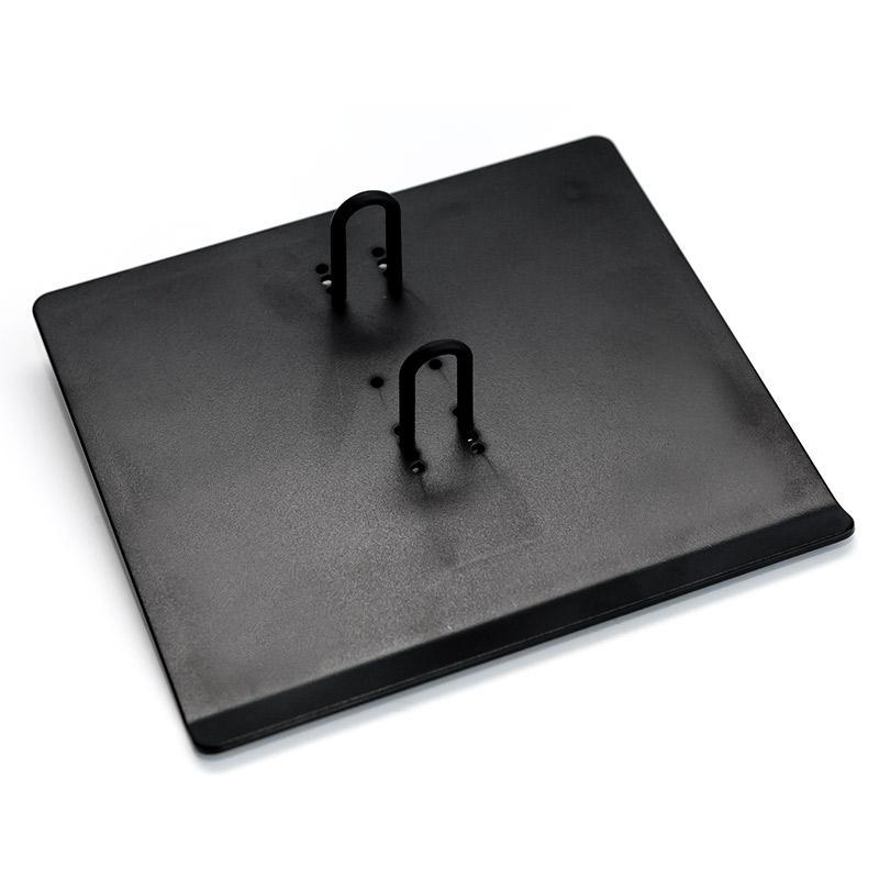 Paliktnis galda pārliekamajam kalendāram MAKRO PAPER melns