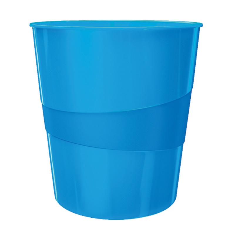Papīrgrozs LEITZ WOW 15L, gaiši zils krāsa