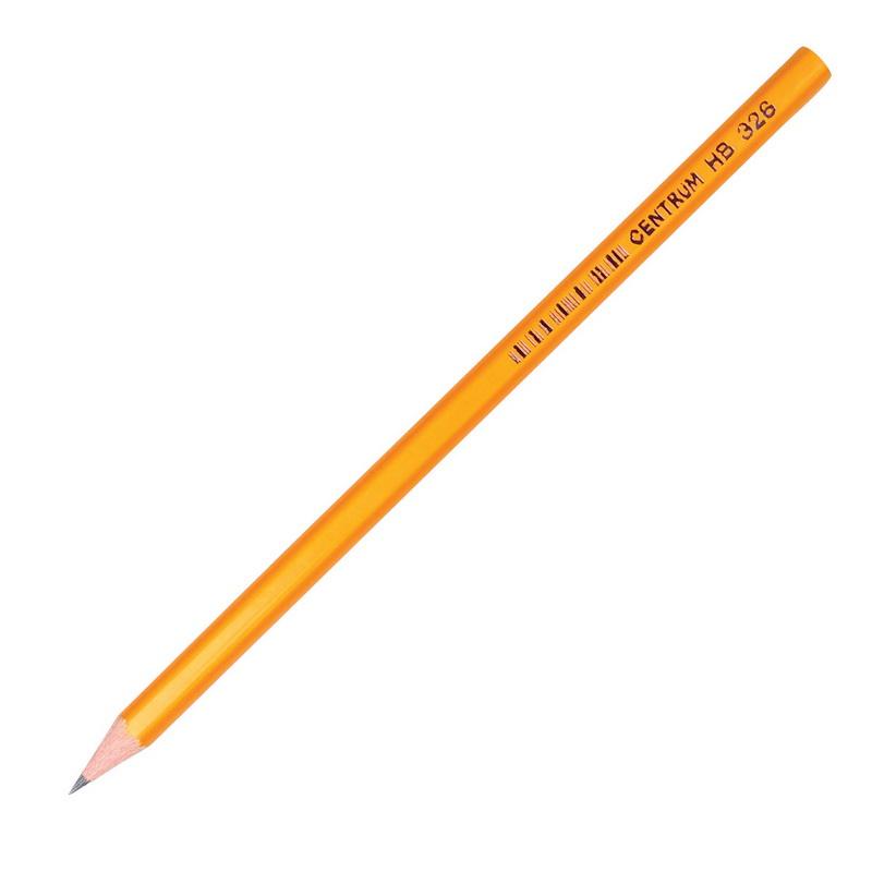 Zīmulis CENTRUM 326 noasināts,  HB