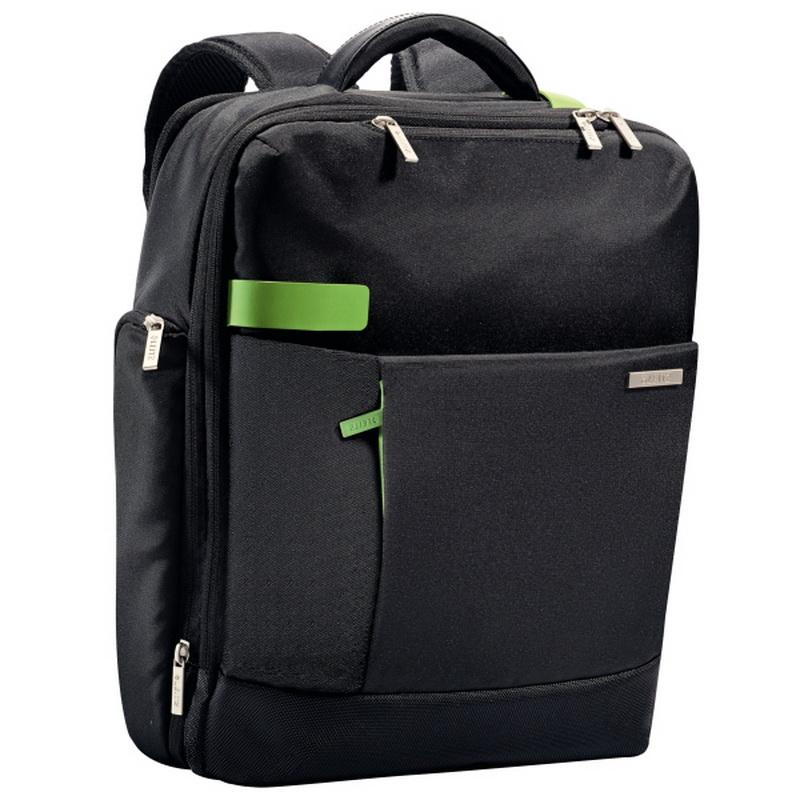 Mugursoma portatīvajam datoram LEITZ Smart Traveller 15.6