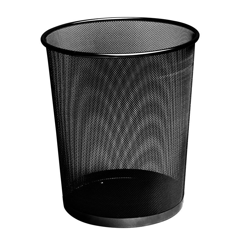 Papīrgrozs ICO perforēts metāls, melns krāsa
