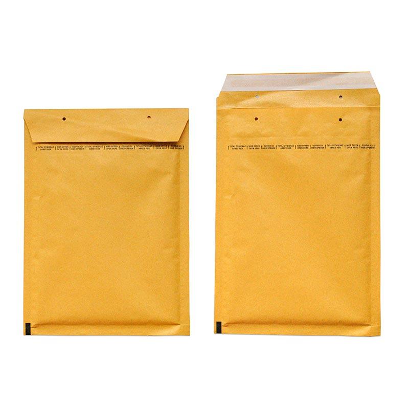 Polsterēta aploksne AIR Nr.13 150x215/ 172x225, HK, brūna krāsa