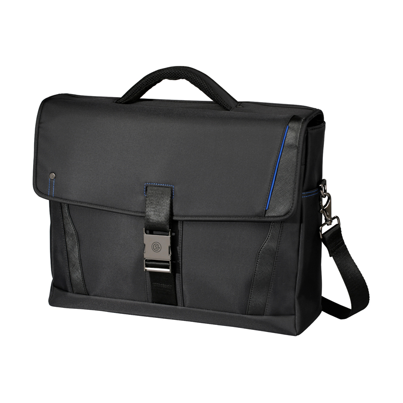 Portfelis portatīvajam datoram CANAL SAINT MARTIN GONCOURT, melns