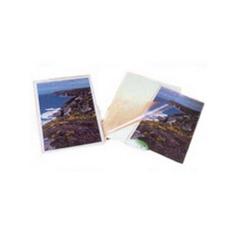Laminēšanas kabatas PROFIOFFICE 65 x 95 mm, 175 mikr,  caurspīdīgas