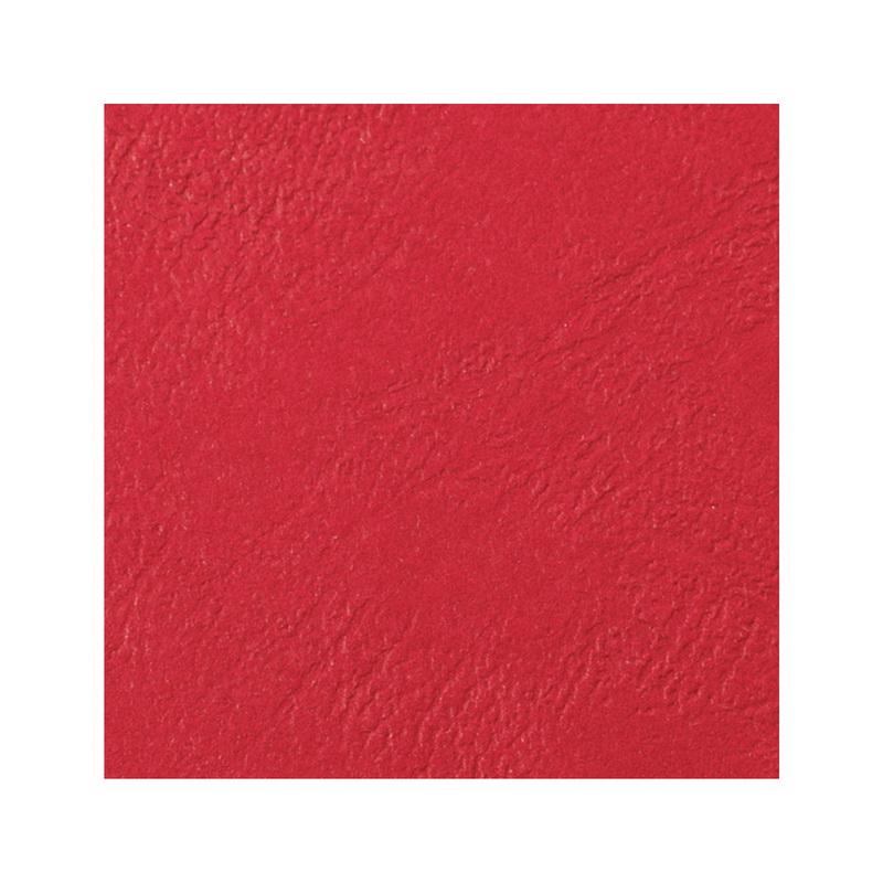 Apvāki iesiešanai FELLOWES Delta, A4, 250 g/m2, 25 gab./iepak., sarkani
