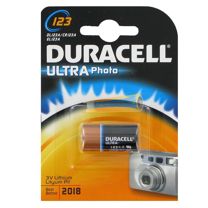Baterija DURACELL DL123 Ultra Photo