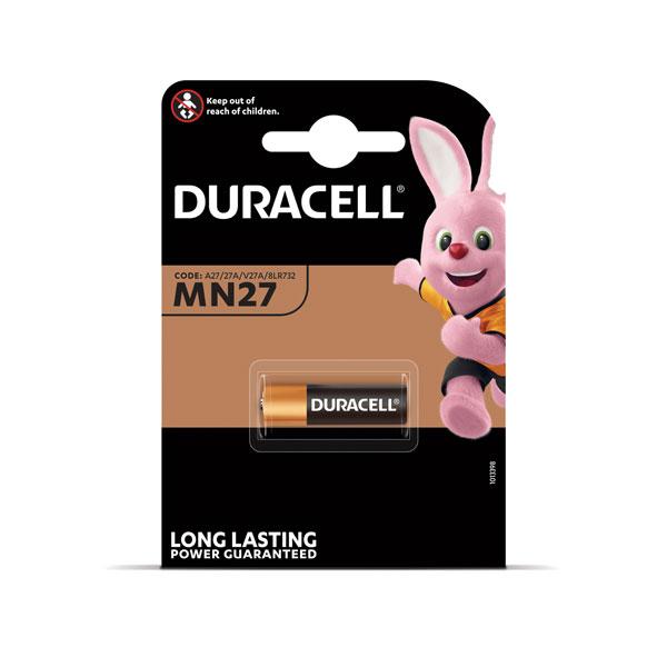 Baterija DURACELL MN27 1 gab./iepak.