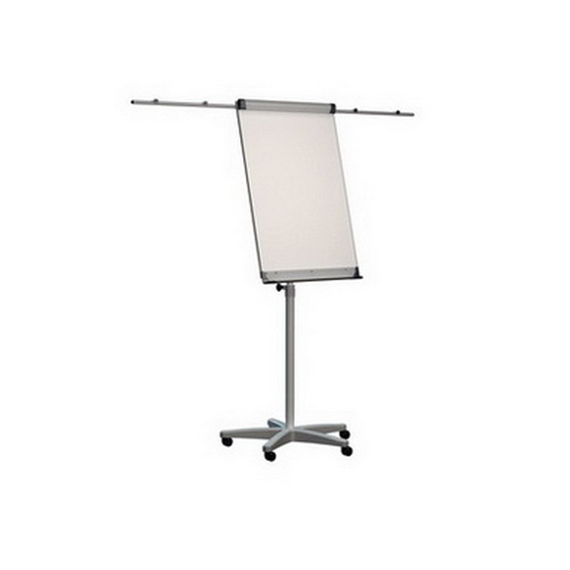 Tāfele ar statīvu 2x3 Mobilechart Pro, 100 x 66 cm