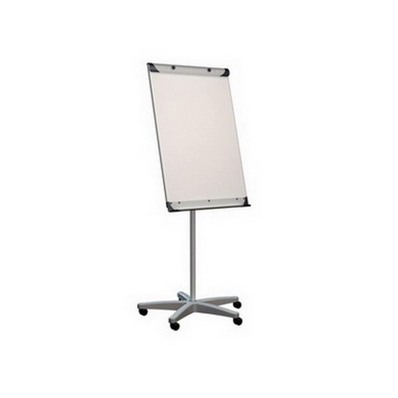 Tāfele ar statīvu 2x3 Mobilechart, 100 x 66 cm