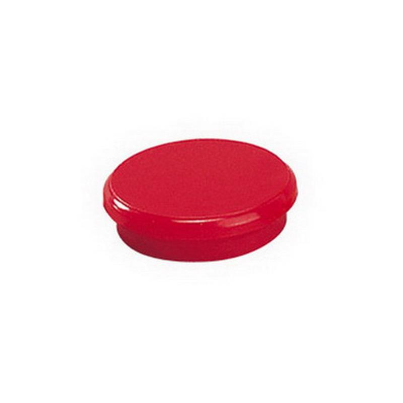 Tāfeles magnēti DAHLE 32mm, krāsaini (assorti 7 krāsas), 10 gab./iepak.