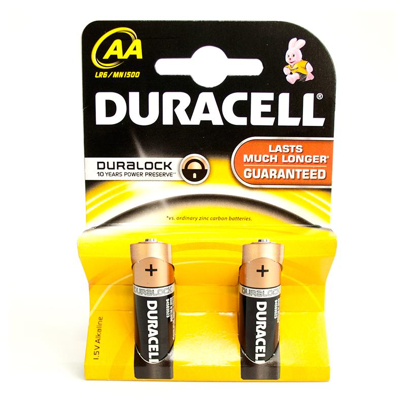 Baterija DURACELL MN1500 Basic AA LR06