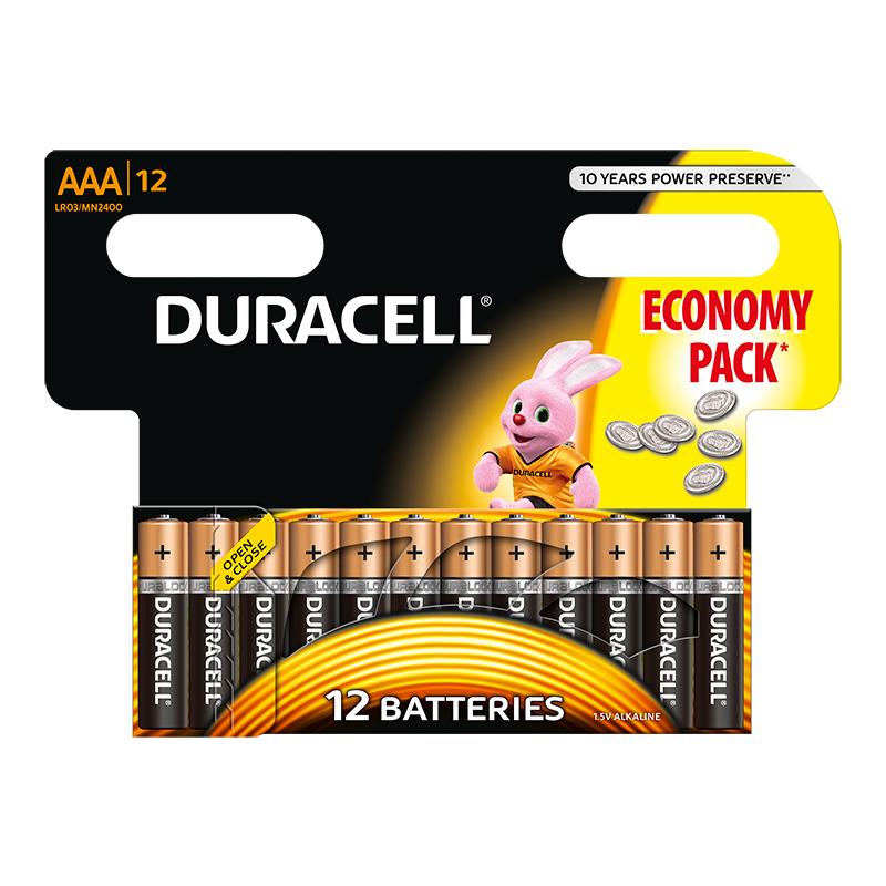 Baterija DURACELL MN2400 Basic AAA LR03