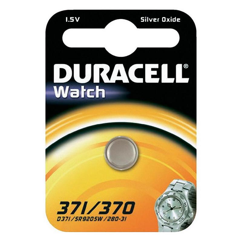 Baterija DURACELL D371/370-1BB