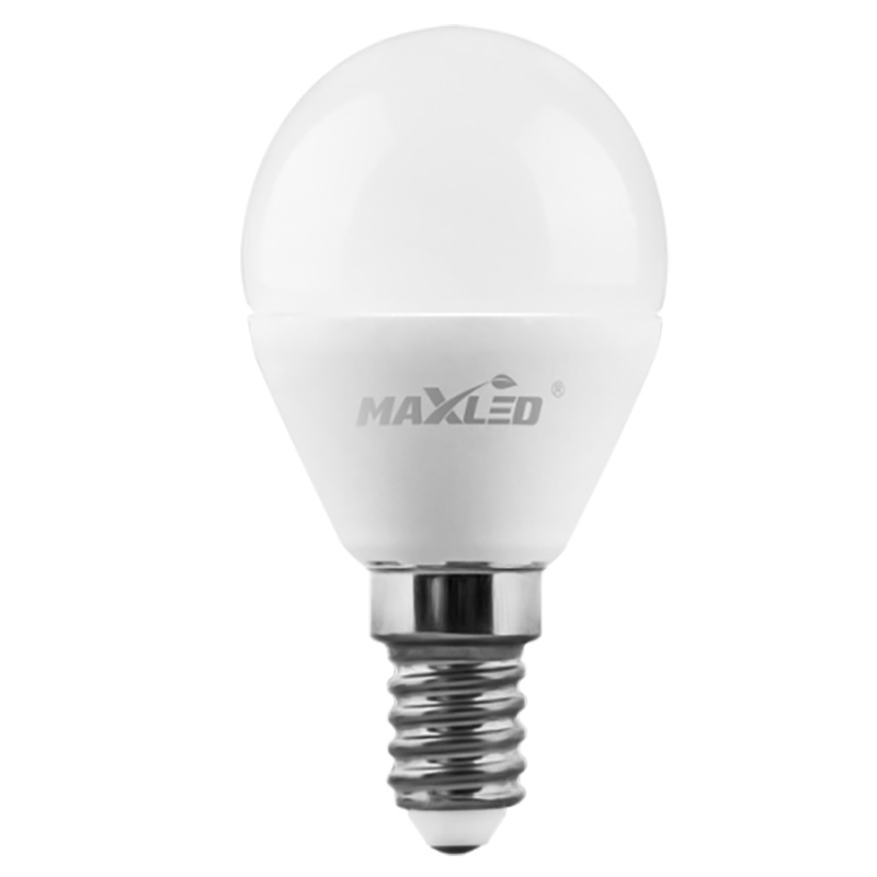 Spuldze MAXLED LED B45 E14 5W