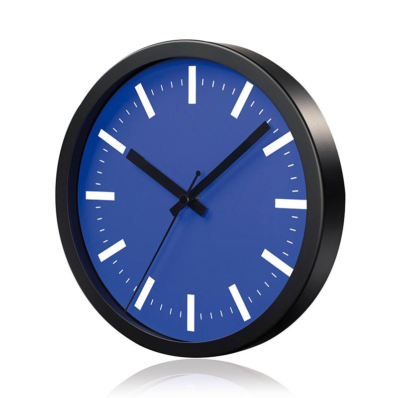 Sienas pulkstenis SAINT-TROPEZ, diametrs 25 cm, zils