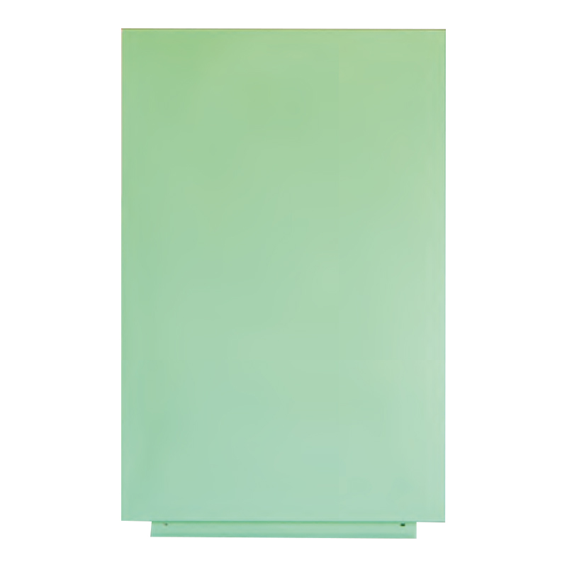 Magnētiskā tāfele ROCADA Skin Color, 75 x 115 cm, lakota virsma, zaļā krāsa