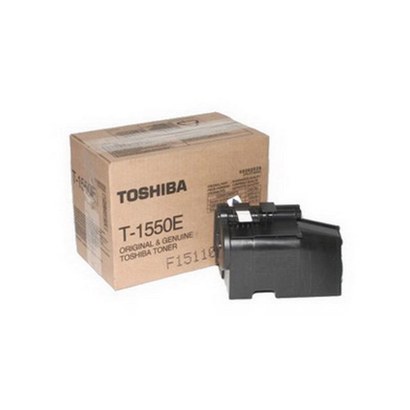 Toneris TOSHIBA T1550E (7000 lpp.) melns