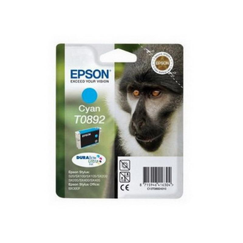 Kārtridžs EPSON T0892 (3.5 ml.) zils