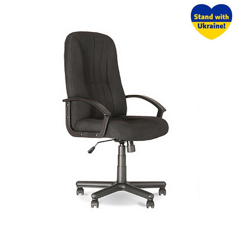 Biroja krēsls NOWY STYL Classic C-38 pelēks