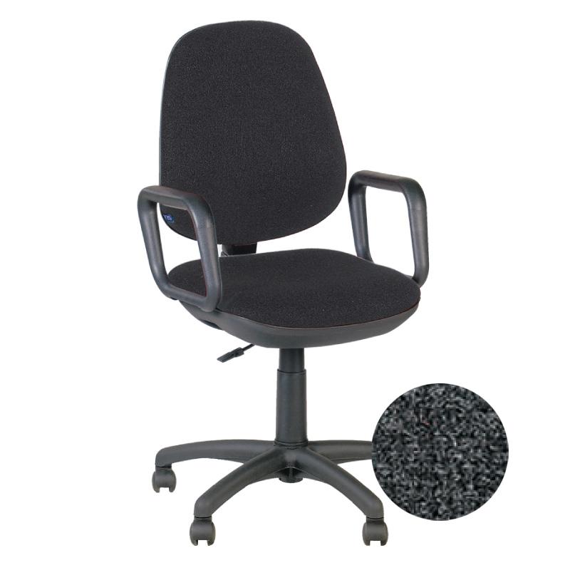 Krēsls NOWY STYL COMFORT GTP C-38, pelēks