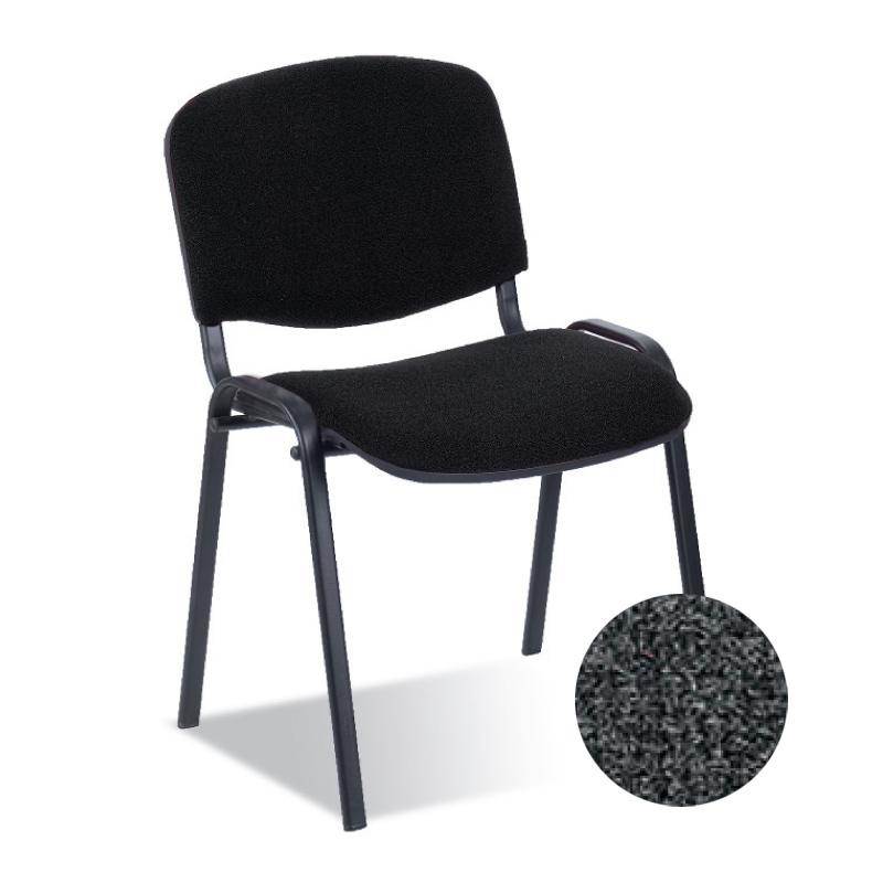Krēsls NOWY STYL ISO BLACK C-38, pelēks