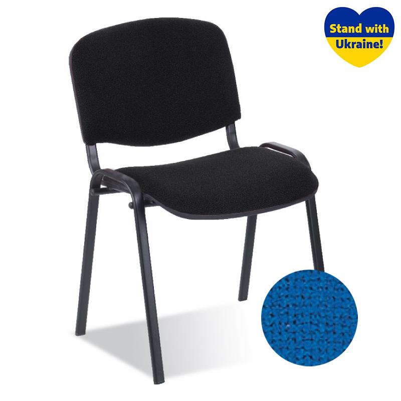Krēsls NOWY STYL ISO BLACK C-6, zils