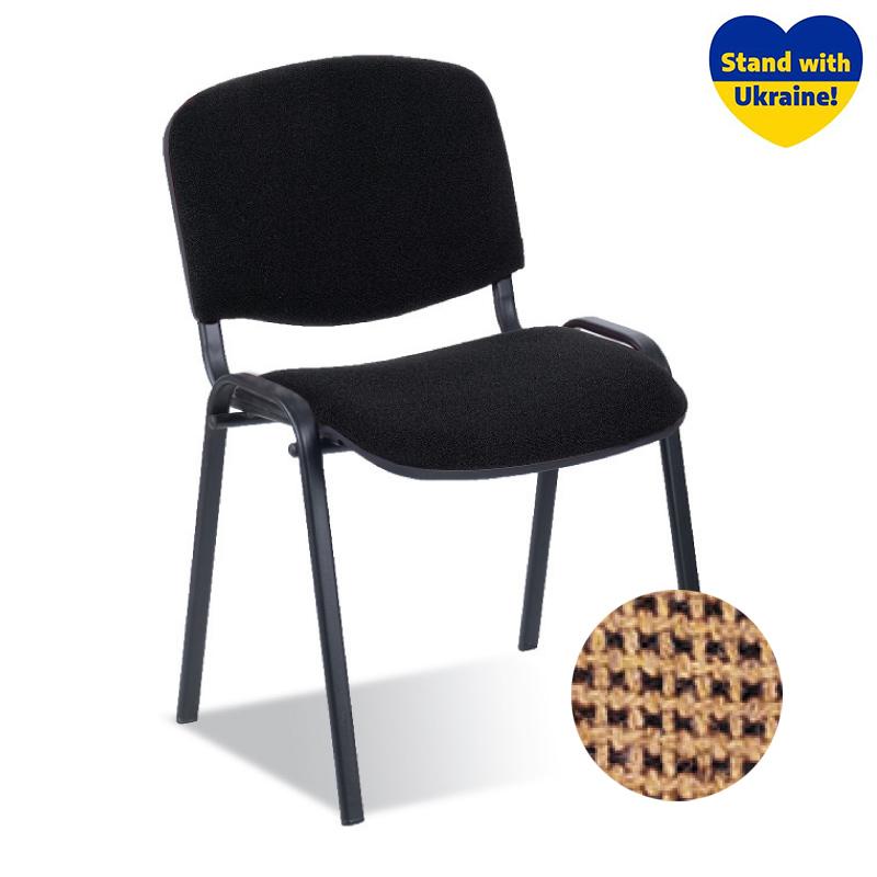 Krēsls NOWY STYL ISO BLACK C-25, krēmkrāsa
