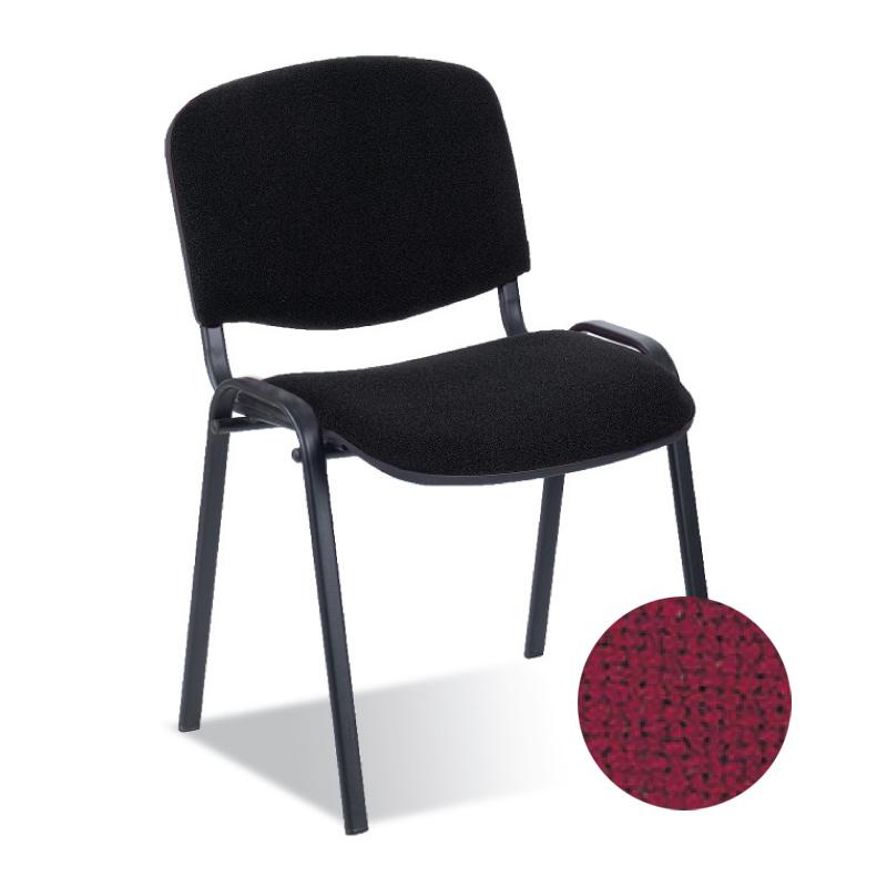 Krēsls NOWY STYL ISO BLACK C-29, bordo