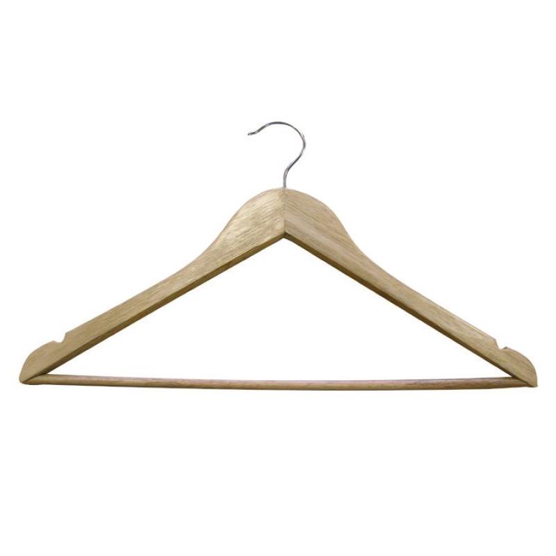 ---Koka drēbju pakaramais, 44 cm