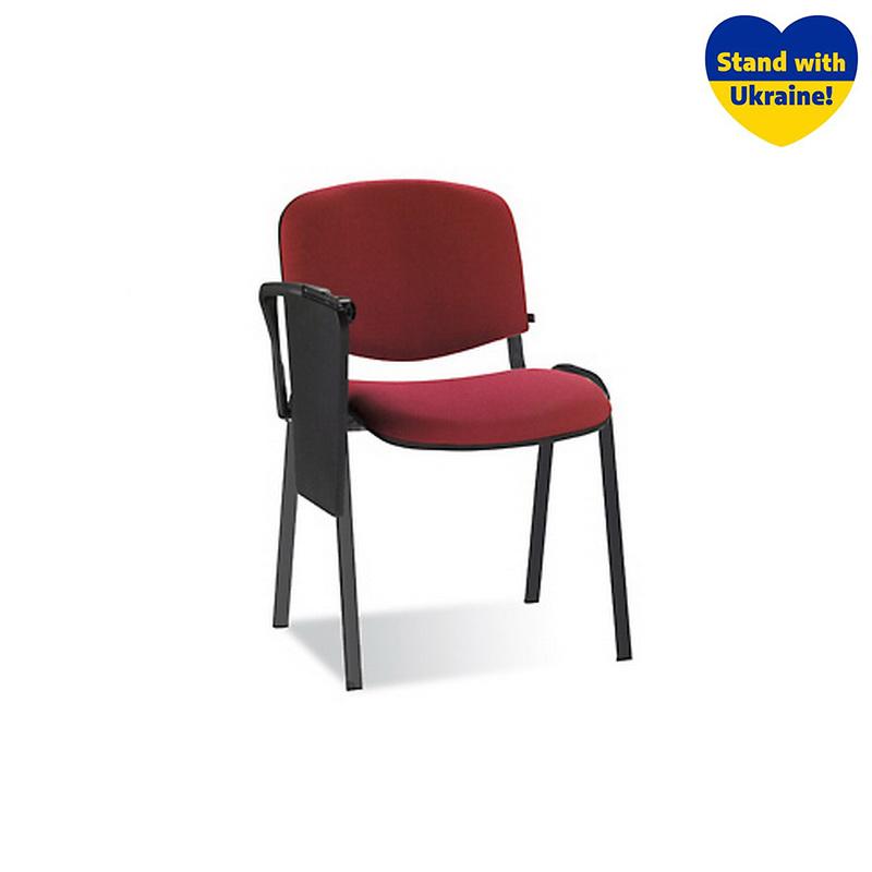 Papildgalds Iso konferenču krēslam (rokturis + galds + piestiprināmās detaļās)