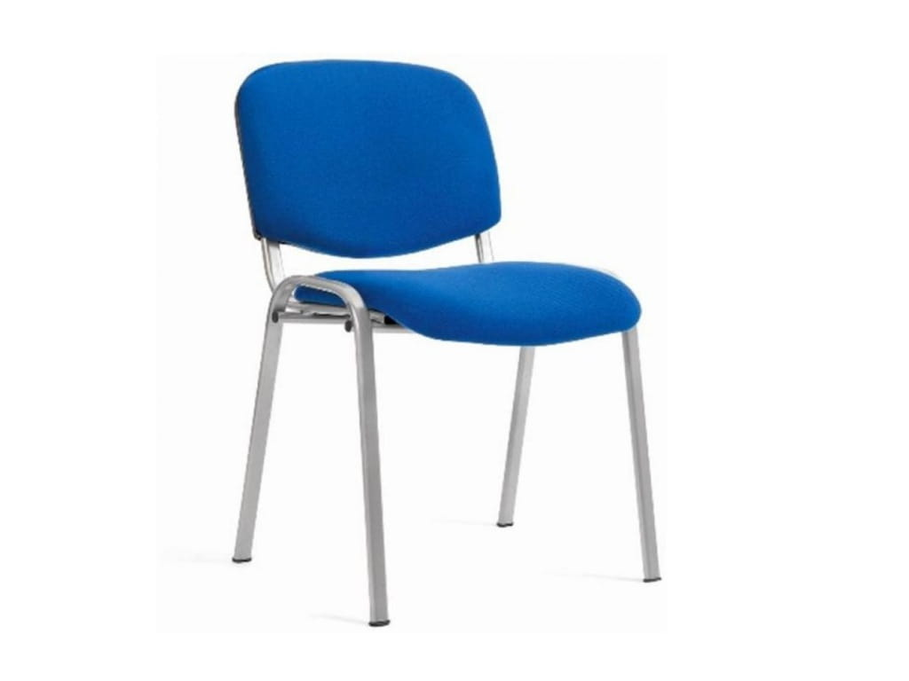 Konferenču  krēsls NOWY STYL ISO CHROME C-24, brūns