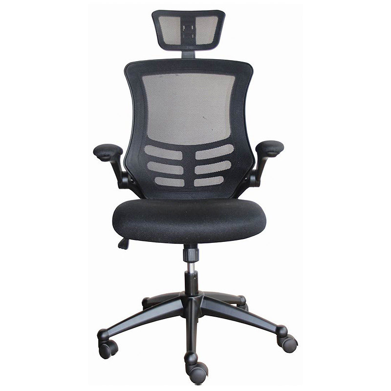 Biroja krēsls Office4You RAGUSA melns audums