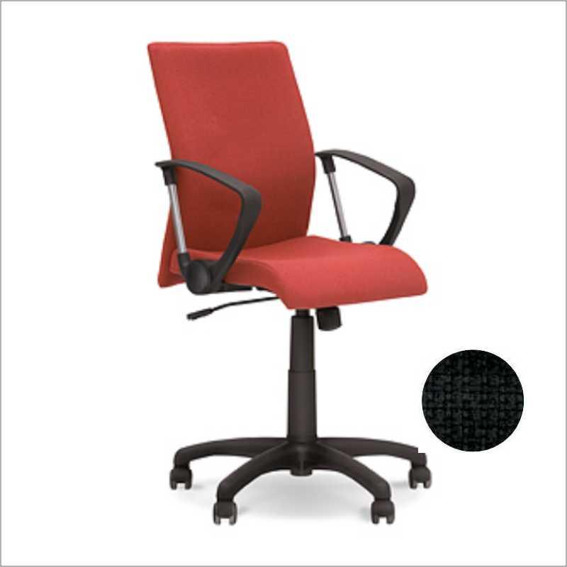 Biroja krēsls Nowy Styl NEO new GTP CN-9 melns audums