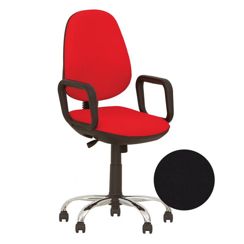 Krēsls NOWY STYL COMFORT GTP (active-1) ZT-25, melns