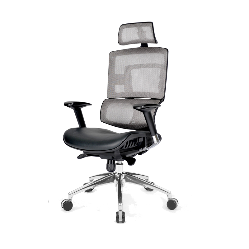 Ergonomisks biroja krēsls CHAIRMAN 726 melns audums