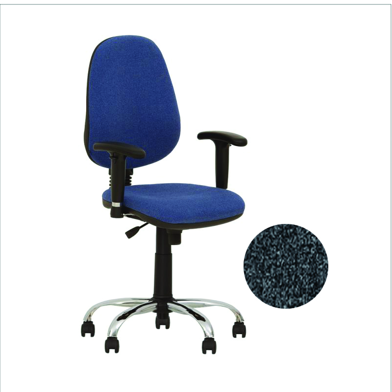 Krēsls NOWY STYL GALANT GTR C-38 CHROME (ACTIVE-1)