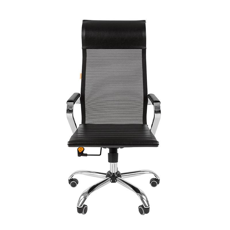 Biroja krēsls CHAIRMAN CHAIRMAN 701 tīkla, melns