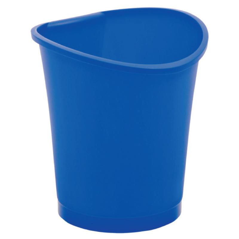 Papīrgrozs ESSELTE BASKO, tilpums 18 L, zils