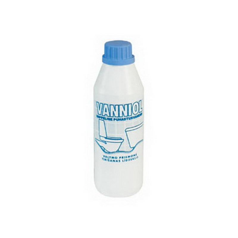 Sanitāro telpu tīramais līdzeklis SANIT-M, 500 ml