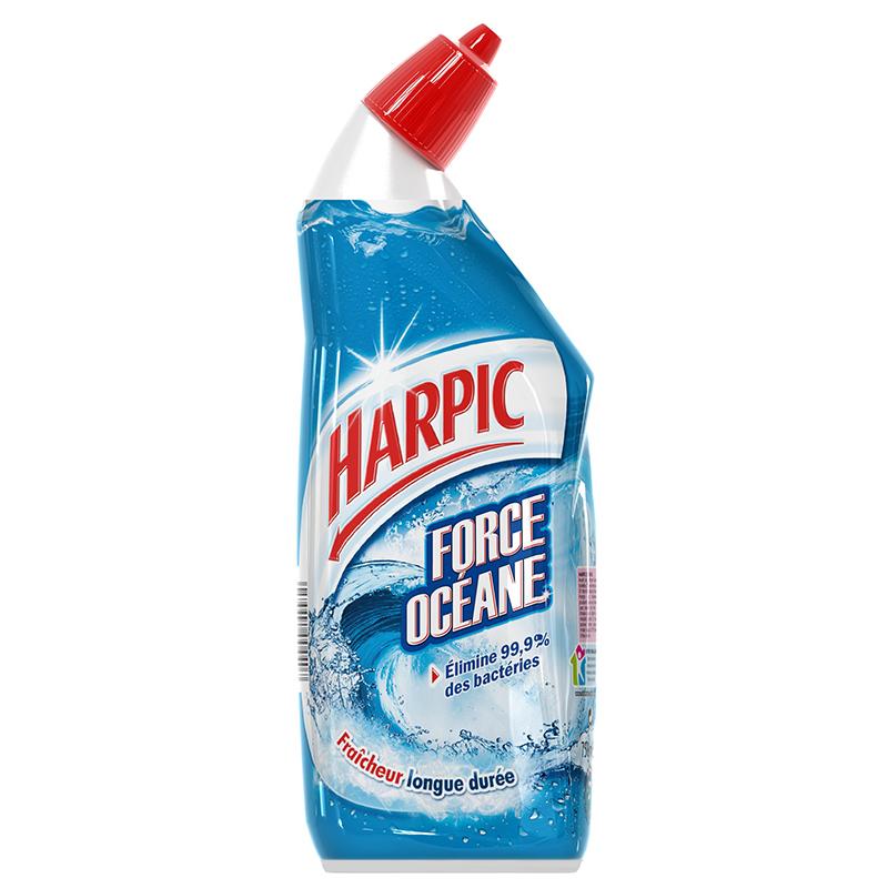 Tualetes tīrīšanas līdzeklis HARPIC Active Fresh Marine, 750 ml