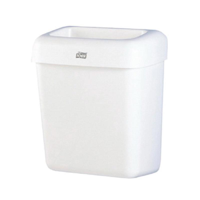 Atkritumu tvertne TORK B2, 20L, 322 x 430 x 205 mm, baltā krāsā
