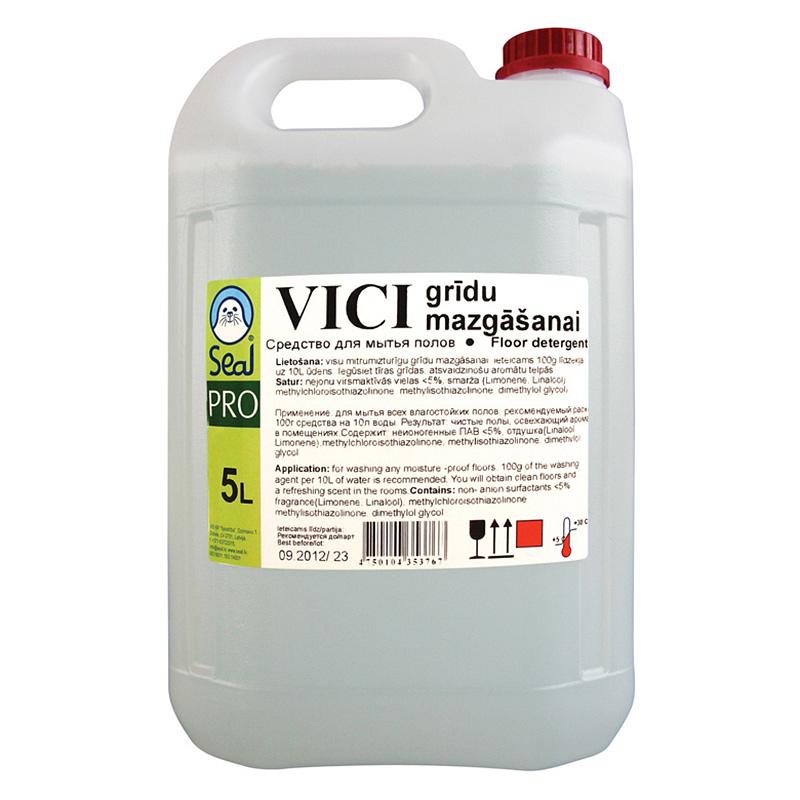 Grīdu mazgāšanas līdzeklis VICI,  5 L