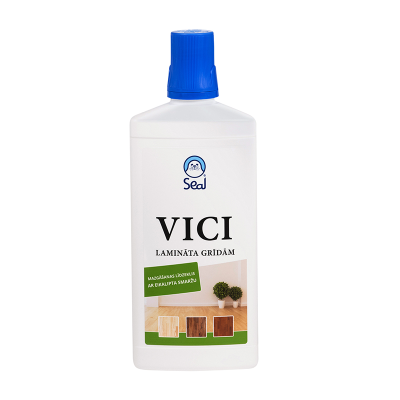 Lamināta grīdas kopšanas līdzeklis VICI, 500 ml