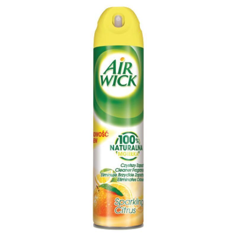 Gaisa atsvaidzinātājs AIR WICK Sparkling Citrus, 240 ml