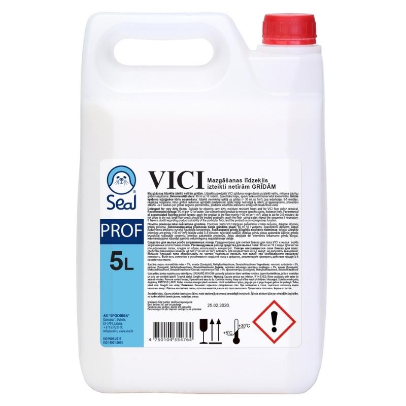 Grīdu ģenerālās tīrīšanas līdzeklis VICI Special, 5 L